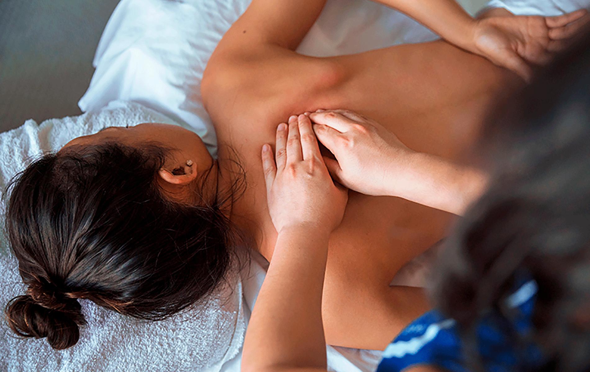 Formação Modular – Massagens Orientais